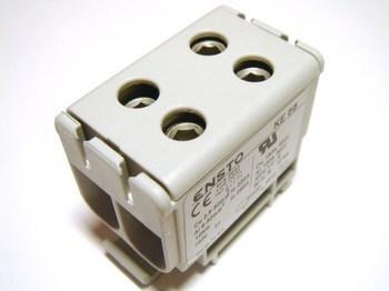 <p> Hargnemisklemm 50 mm², hall, KE66, Ensto</p>