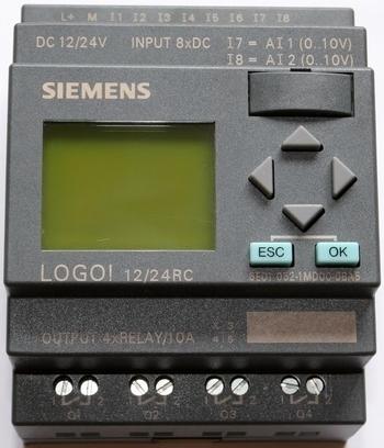 <p> Ostan loogikamooduleid LOGO! Basic, Siemens</p>