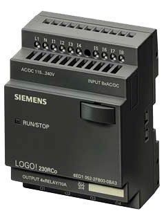 <p> Ostan loogikamooduleid LOGO! Pure, Siemens</p>