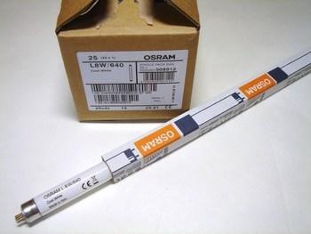 <p> Luminofoortoru 8 W, T5, L8W/640, Osram, 008912</p>