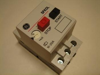 <p> Куплю автоматы защиты электродвигателя 3-фазные 16 - 20A</p>