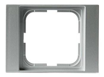 <p> Вставка в рамку Busch-Jaeger (серия - Impressivo), 2519-83, 2TKA000806G1</p>