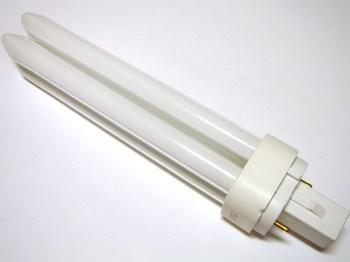 "<p> Kompakt-luminofoorlambid 26 W, Osram Dulux® D, 26W/830/G24d-3, <span style=""color:#ff0000;"">2-PIN</span>, 025711</p>"