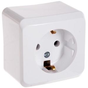 <p> Pindpaigaldusega pistikupesa Prima, Schneider Electric, WDE001080</p>