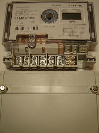 <p> Ostan elektriarvesteid 3-faasilisi 2-tariifseid 5-100A</p>