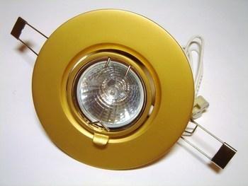 <p> Halogeenvalgusti 12 V, Nobile N5800, värv matt kuld</p>