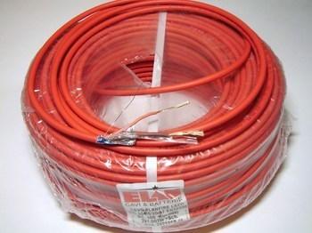 <p> Tulekindel kaabel 2 x 1 mm², Cavo Elanfire LSZH, Elan, Cavi & Batterie, 282101R, PH120</p>