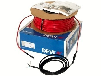<p> Küttekaabel Deviflex 2420 W, 131 m, 230 V, DTIP-18 W/m, 140F1251</p>