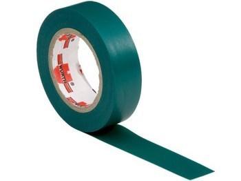 <p> Elektriteip 15mmx10m, roheline</p>