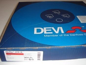 <p> Ostan küttekaablit Deviflex 395 W, 22 m, 230 V, DTIP-18 W/m.</p>