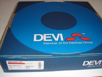 <p> Ostan küttekaablit Deviflex 935 W, 52 m, 230 V, DTIP-18 W/m.</p>
