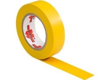 <p> Изолента 19ммx20м, жёлтая</p>