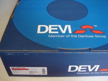 <p> Ostan küttekaablit Deviflex 1340 W, 74 m, 230 V, DTIP-18 W/m.</p>