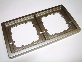 <p> 2 - ная рамка Siemens (серия - Delta), 5TG1322-1</p>