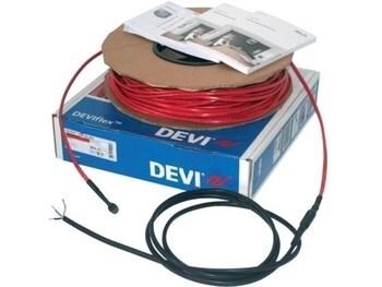<p> Küttekaabel Deviflex 290 W, 30 m, 230 V, DTIP-10 W/m, 140F1221</p>