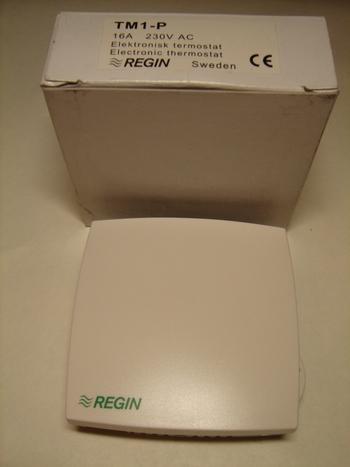 <p> Ostan termostaate Regin TM1-P (16А) 3600 W</p>