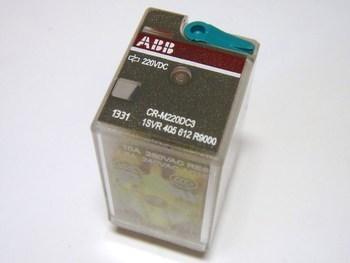 <p> Relee ABB CR-M220DC3, 1SVR405612R9000</p>