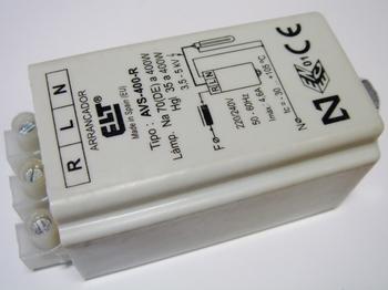 <p> Süütur AVS-400-R, 35-400 W, ELT</p>