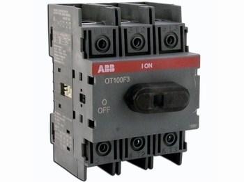 <p> Moodul-pöördlüliti 3-faasiline 115A, OT100F3, ABB, 1SCA105004R1001</p>