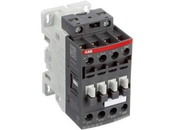 <p> Kontaktor 3-faasiline 25A(16kW), AF09-30-10-13, ABB, 1SBL137001R1310</p>