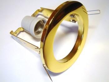 <p> Ripplaevalgusti Kanlux, DL-R80-G, kuldne, 01092</p>