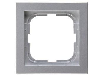 <p> 1 - ная рамка Busch-Jaeger (серия - Impressivo), 1721F85-83, 2TKA000285G1</p>