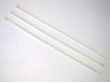 <p> Куплю белые хомуты 200x2,5 мм.