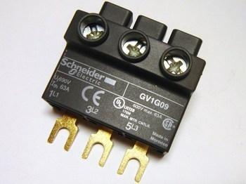 <p> Ülemineku klemmid Schneider Electric, GV1G09, 021257</p>