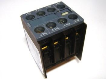 <p> Lisakontaktid peale 3NO+1NC, Siemens, 3RH2911-1HA31</p>
