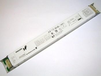 <p> Elektrooniline drossel 3x18 W, Philips, HF-R TD 318 TL-D EII, 9137006292</p>