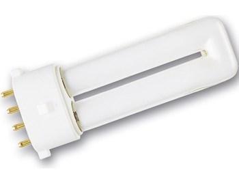 "<p> Kompakt-luminofoorlamp 5 W, LYNX-S/E 5W/840/2G7, <span style=""color:#ff0000;"">4-PIN</span>, Sylvania, 0025900</p>"