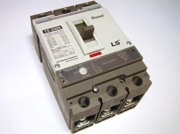 <p> Aвтоматический выключатель 3-фазный, 250A, Susol, TS250FMU, LS Industrial Systems</p>