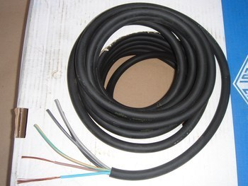 <p> Kummikaabel 5 G 6 mm², H07RN-F</p>