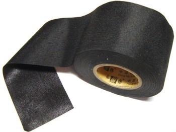 <p> Текстильная изоляционная лента 50ммx25м, чёрная</p>