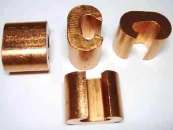 <p> Vask C-kujuline ühendusklemm, 50-25 mm², BM Group, 01410</p>