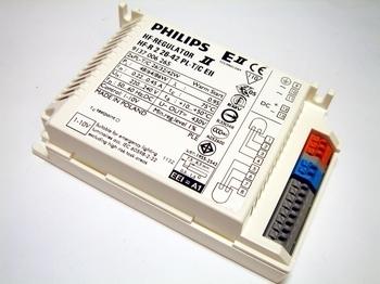 <p> Elektrooniline ballast 2x26/32/42 W, Philips, HF-Regulator II, HF-R 2 26-42 PL-T/C EII 220-240V, 9137006265, 809725</p>