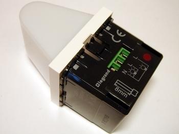 <p> Signaaltuli Arteor™ 2M, Legrand, 572453</p>
