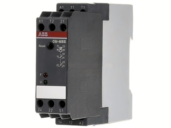 <p> Termistorrelee elektrimootori kaitsmiseks CM-MSS, ABB, 1SVR430811R1300</p>