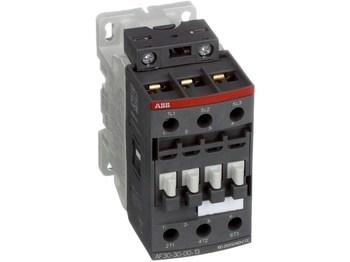 <p> Kontaktor 3-faasiline 50A(32kW), AF30-30-00-13, ABB, 1SBL277001R1300</p>