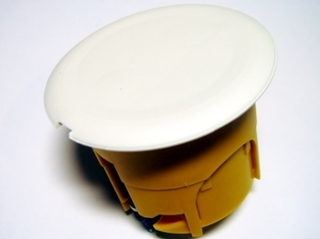 <p> Соединительная коробка для гипсокартона Ø40x38мм, Legrand, Batik 89346</p>