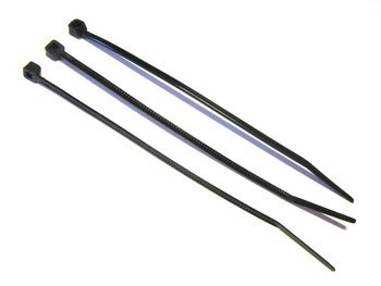 <p> Kaablisidemed 100x2,5mm, mustad, Scame, 839.52100</p>
