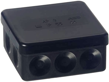 <p> Распределительная коробка 86x86x39 мм, AP9M, ABB, 2TKA140013G1</p>