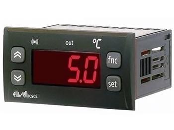 <p> Temperatuuri kontroller IC902, Eliwell, IC16D00TCD700</p>