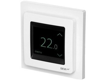 <p> Termostaat Devireg™ Touch, (16А) 3680 W, 140F1064</p>