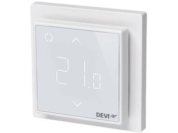 <p> Termostaat Devireg™ Smart Polar White, (16А) 3680 W, 140F1140</p>