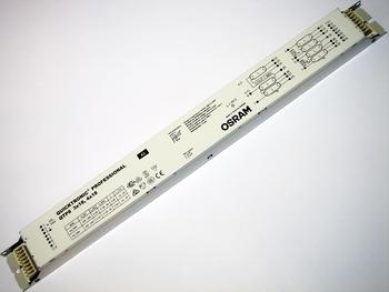 <p> Elektrooniline drossel 3x18 W või 4x18 W, Osram, Quicktronic® Professional QTP8 3x18, 4x18/230-240, 131706</p>