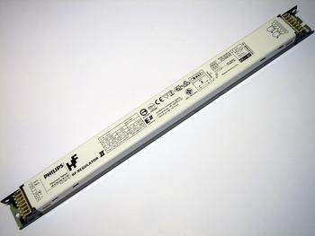 <p> Elektrooniline drossel 2x36 W, HF-R TD 236 PL-L EII, Philips, 9137006190</p>