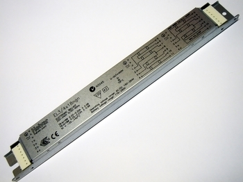 <p> Elektrooniline drossel 3x18 W või 4x18 W, Helvar, EL3/4x18ngn</p>