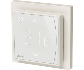 <p> Termostaat Danfoss ECtemp™ Smart Pure White, (16А) 3680 W, 088L1141</p>