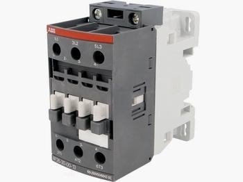 <p> Kontaktor 3-faasiline 45A(29kW), AF26-30-00-13, ABB, 1SBL237001R1300</p>